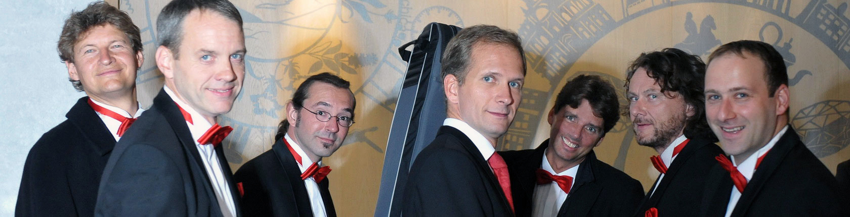 The Gala Band of The Dresdner Salonorchester